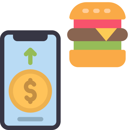 contactless at table ordering | table ordering app